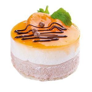 Chocolate con Mandarina