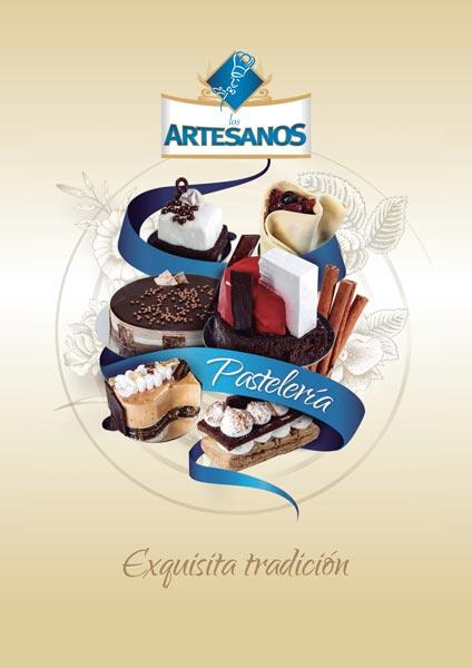 Catálogo de Pastelería