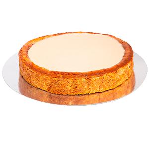 Cheese cake de turrón